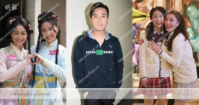 Kenneth Ma receives blessings from his old love Jacqueline Wong