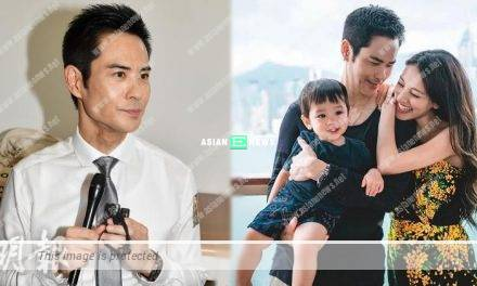 "Kevin Cheng films TVB drama again so as to repay Grace Chan's ""debts""?"