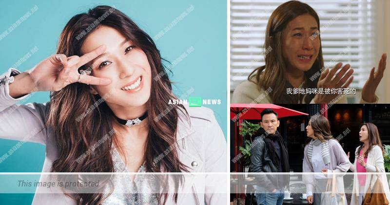 Linda Chung is filming TVB drama again: See you