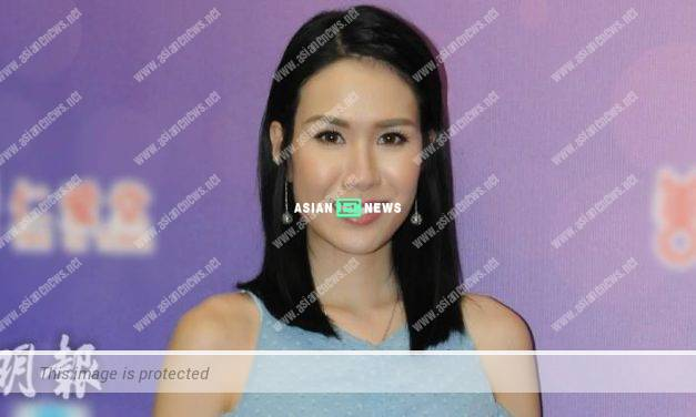 Lisa Chong's branded handbag is stolen inside TVB's vehicle