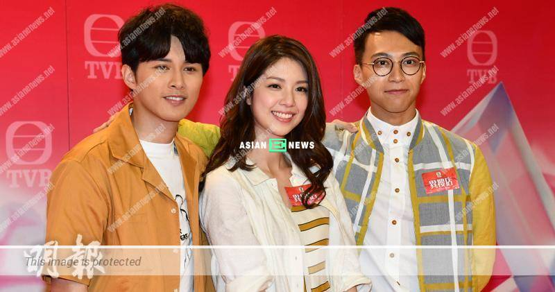 James Ng and Matthew Ho are fighting for Hera Chan in TVB new drama