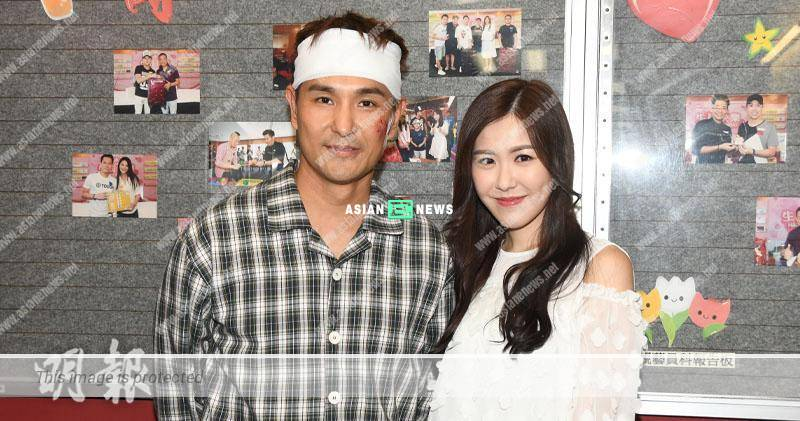 Moon Lau turns into vegetarian and wins compliments from Ruco Chan