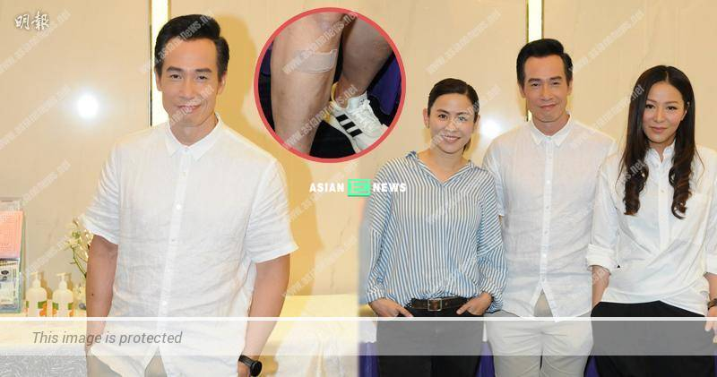 TVB actor Moses Chan rejects to criticise ViuTV new drama