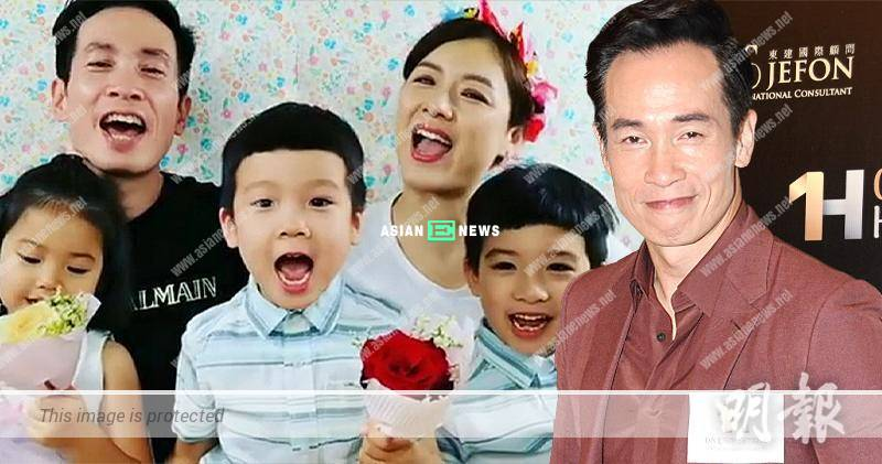 Moses Chan plans to send his children to study in overseas