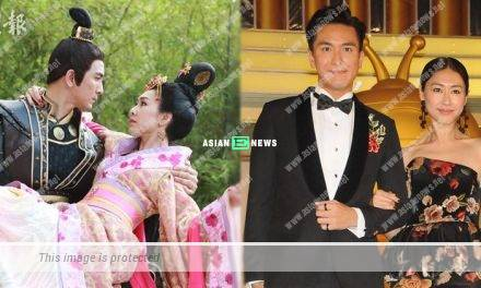 Nancy Wu is renewing contract with TVB and shooting new drama with Kenneth Ma?