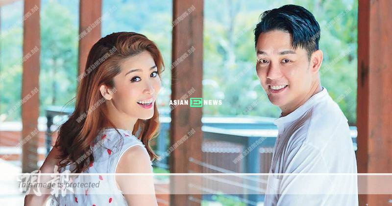 Niki Chow has given birth to a baby boy in mid May?