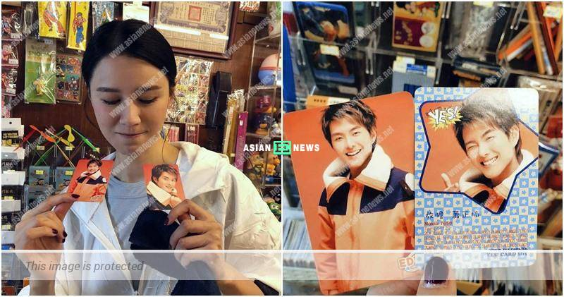 Funny Priscilla Wong is hesitating to buy Edwin Siu's Yes Card