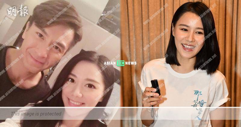 Priscilla Wong guesses Kenneth Ma and Roxanne Tong are dating long ago