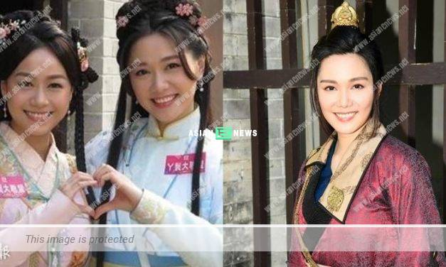 Roxanne Tong is not bothered by Kenneth Ma's old love Jacqueline Wong's post