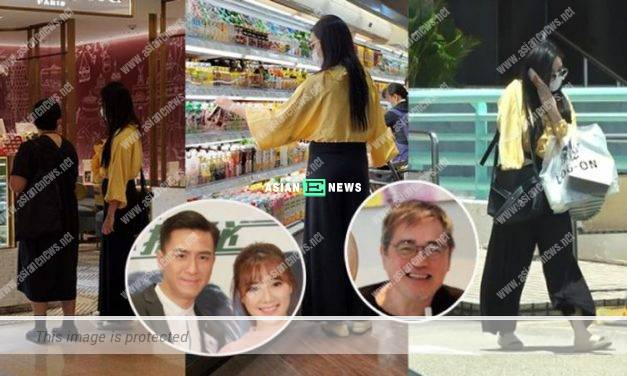Where is Kenneth Ma? Roxanne Tong buys a cake to celebrate father's day