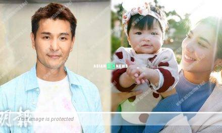 Ruco Chan reveals his daughter's teeth are growing slowly