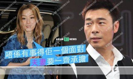 Sammi Cheng promises to overcome all obstacles with her husband Andy Hui