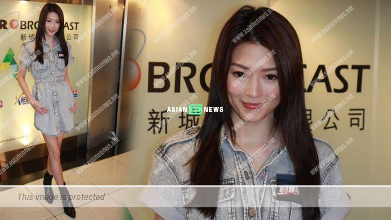 Hinting to Carlos Chan? Financially independent Shiga Lin does not believe in eternal love