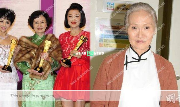 74-year-old Suet Nay leaves TVB after working for 23 years