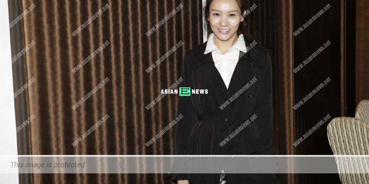 TV Queen Ali Lee moves into a new house to improve her luck?