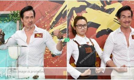 TVB added new terms and conditions? Ali Lee is unaware of it