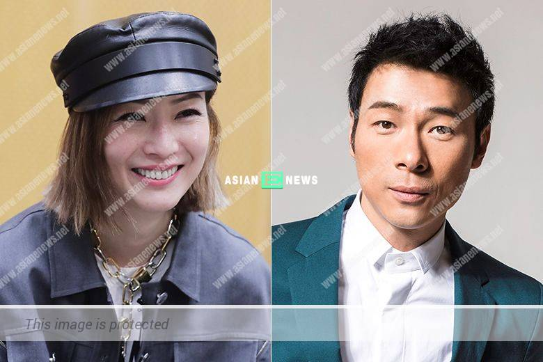 Sammi Cheng and Andy Hui went for Japanese cuisine together