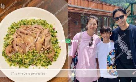 Anita Yuen decides to improve her culinary skills