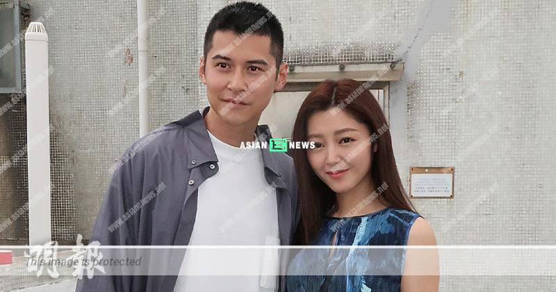 Michelle Wai exposes Carlos Chan needs to report to someone before filming kissing scene
