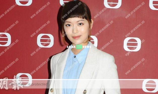 Crystal Fung rejects to reply about the reconciliation between Arnaldo Ho and Jeannie Chan