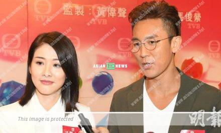 """Small Potato""? Gloria Tang plays female lead for the first time"