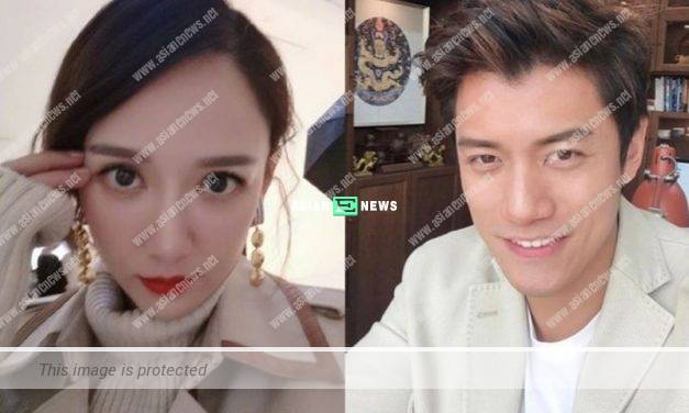 Sweet Alan Chen makes a love confession to Taiwanese star Joe Chen