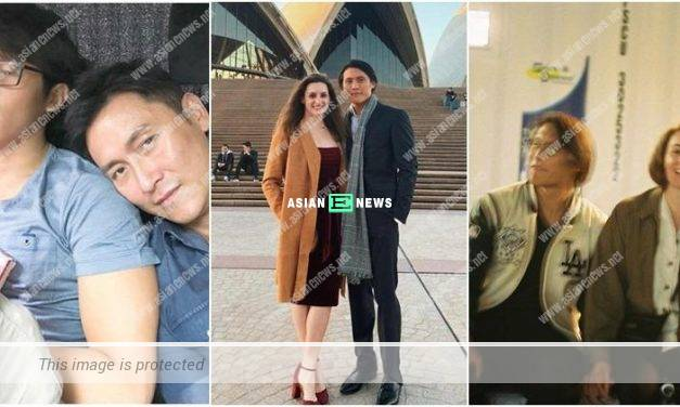 Joe Ma's son Ma Xiang is dating a swimmer