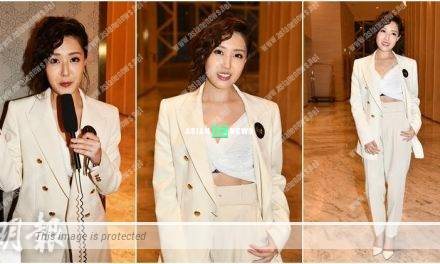 Kirby Lam dismissed about TVB suspending her work