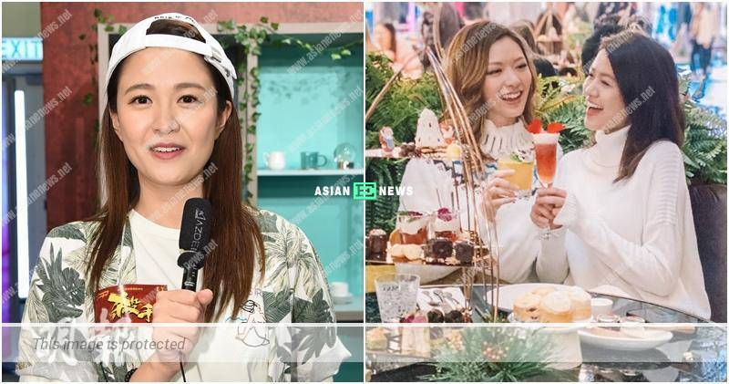 Kong Ka Man dismissed about another argument with Crystal Fung