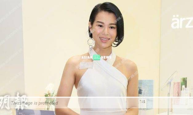 Myolie Wu misses her family when working in Mainland China