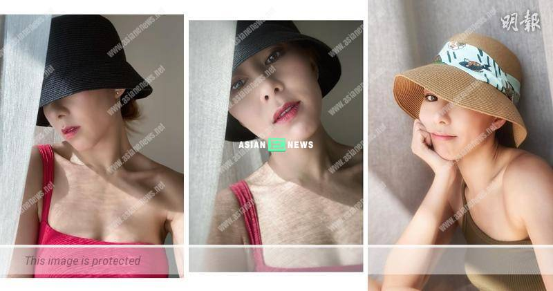 Nancy Wu shows 3 sexy selfie pictures