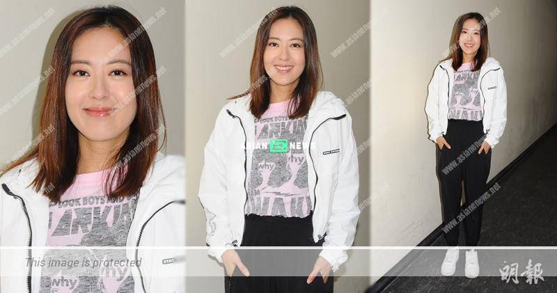 Natalie Tong feels weak due to filming drama everyday