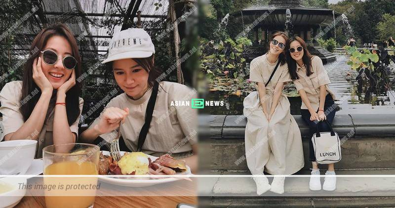 Priscilla Wong plans for a long vacation in the future