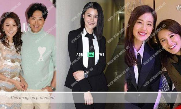 Priscilla Wong shows concern for Natalie Tong; Edwin Siu cares about watching drama only