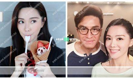 Kenneth Ma has no response when Roxanne Tong shows new photo?
