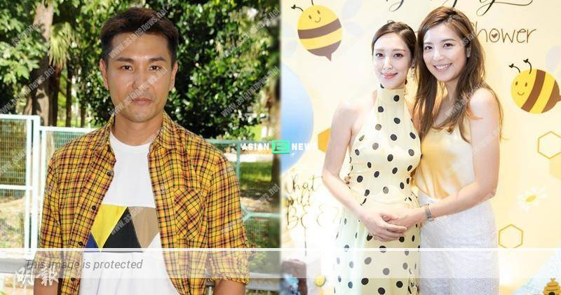 Ruco Chan defends his wife Phoebe Sin: You can look for me if she does anything wrong