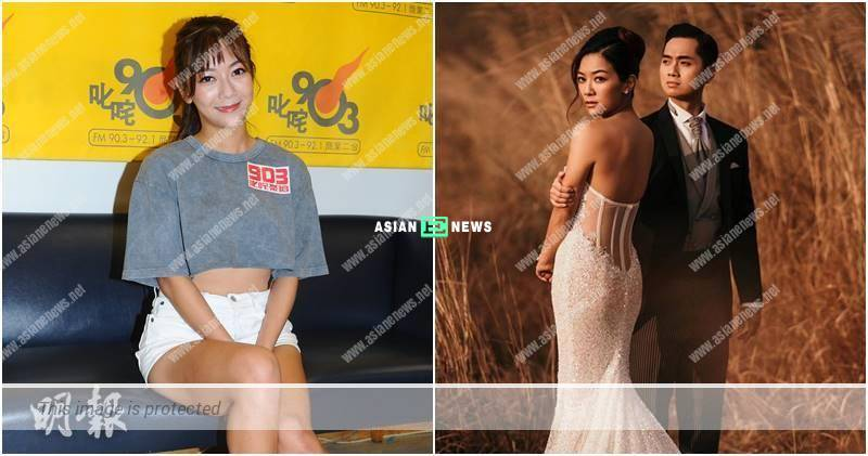 Sweet Stephanie Ho prepares a wedding song for Fred Cheng