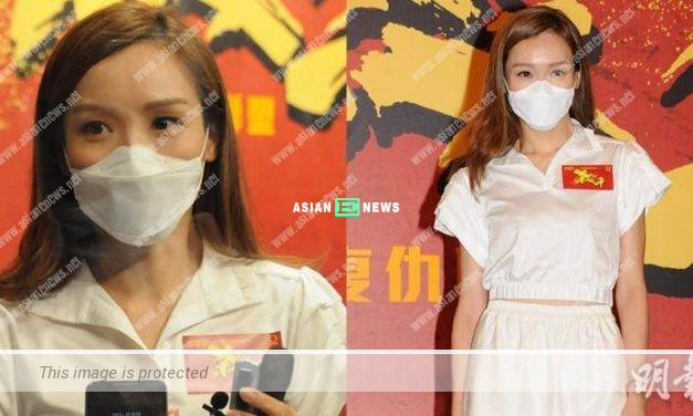 Ali Lee feels it is challenging to play a robot in TVB new drama