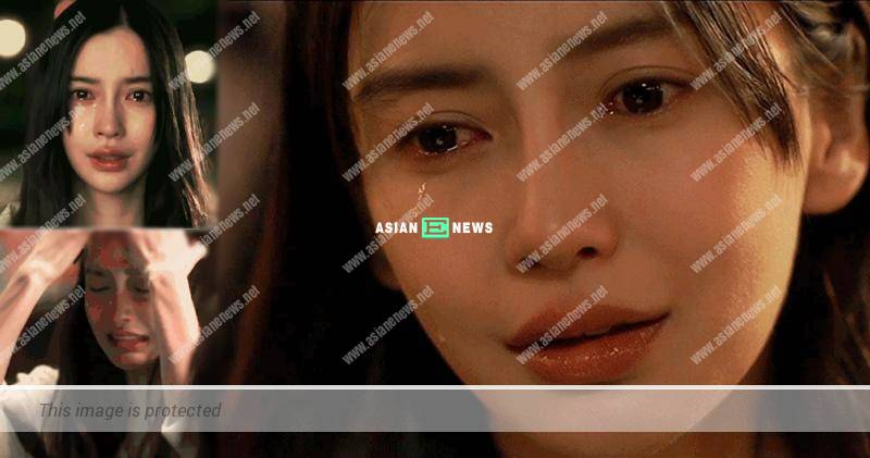 Angelababy's crying scenes in new drama become a heated discussion