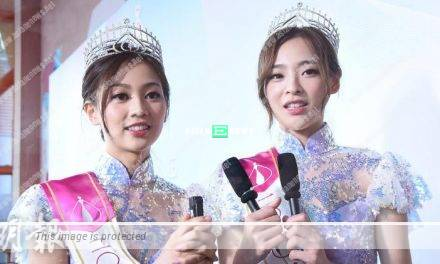 2020 Ms Hong Kong Pageant: Celina Harto and Rosita Kwok wish to venture into show business