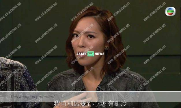 Crystal Fung shares her supernatural experience in TVB