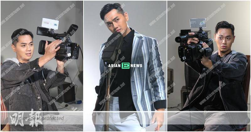 Fred Cheng feels the shiver after shooting MV