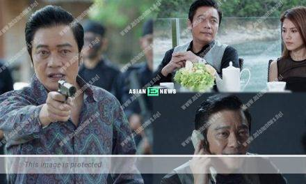 White War drama: Gallen Lo makes cameo appearance as biggest villain