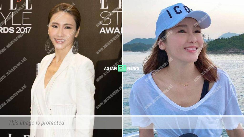Gigi Lai takes care of her beauty salon personally