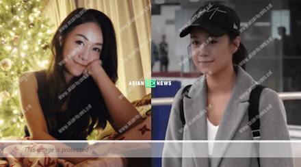 New romance? Jacqueline Wong and Lai Man Wang go to the supermarket together