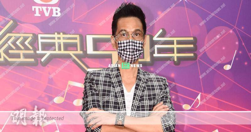 Kenneth Chan does not mind filming TVB drama again