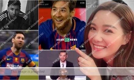 Kenneth Ma transforms into Lionel Messi; Roxanne Tong exposes he has other video clips