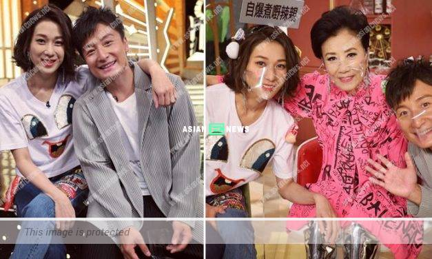 Limelight Years drama: Linda Chung, Liza Wang and Alex Fong have a gathering