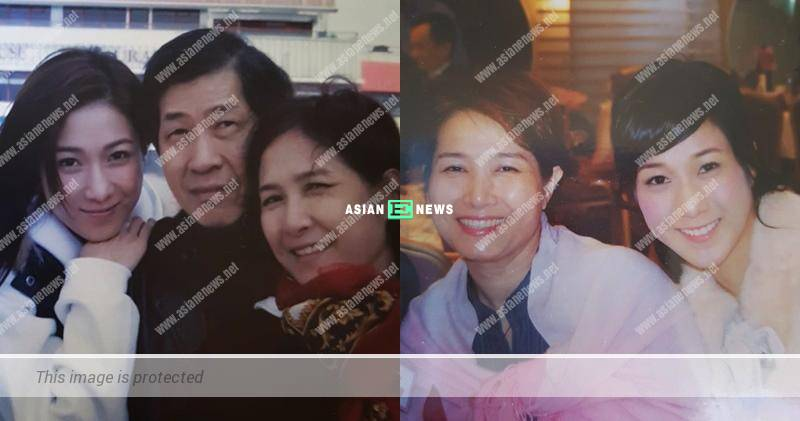 Linda Chung feels grateful to have her parent's love