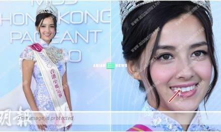 2020 Ms Hong Kong Pageant: Lisa Marie Tse is crowned the champion